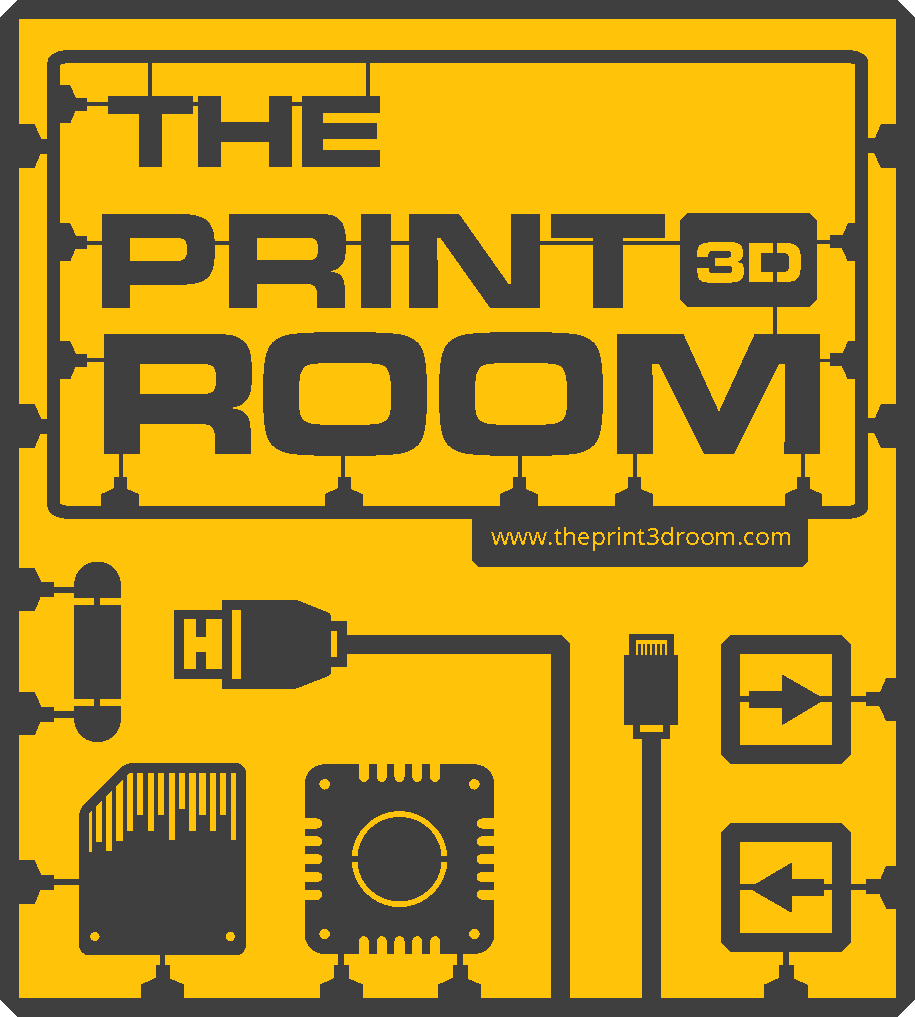 3DPrintRoomLogo